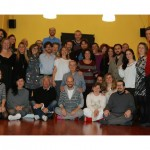 End of Retreat in Milan Jan 2015