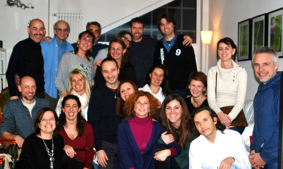 Evening at Vera Condivisione in Milan Jan 15
