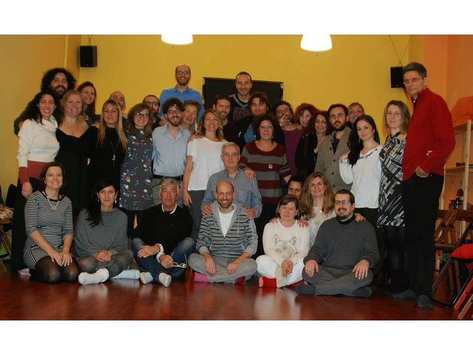 End of Retreat in Milan Jan 2015