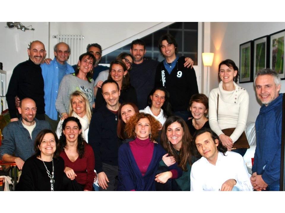Evening at Vera Condivisione in Milan Jan 2015