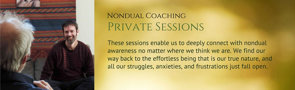 Private Sessions with Adam Chacksfield